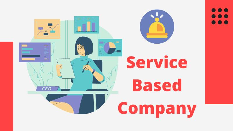 service based companies